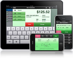 Mobileauthorize iPhone/iPad payment application